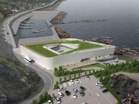 新水族館鳥瞰