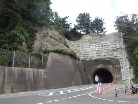 斜面補強工事に伴う交通規制のお知らせ